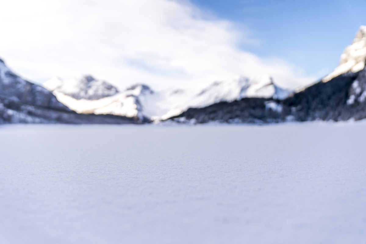 Oeschinensee Winterausflug