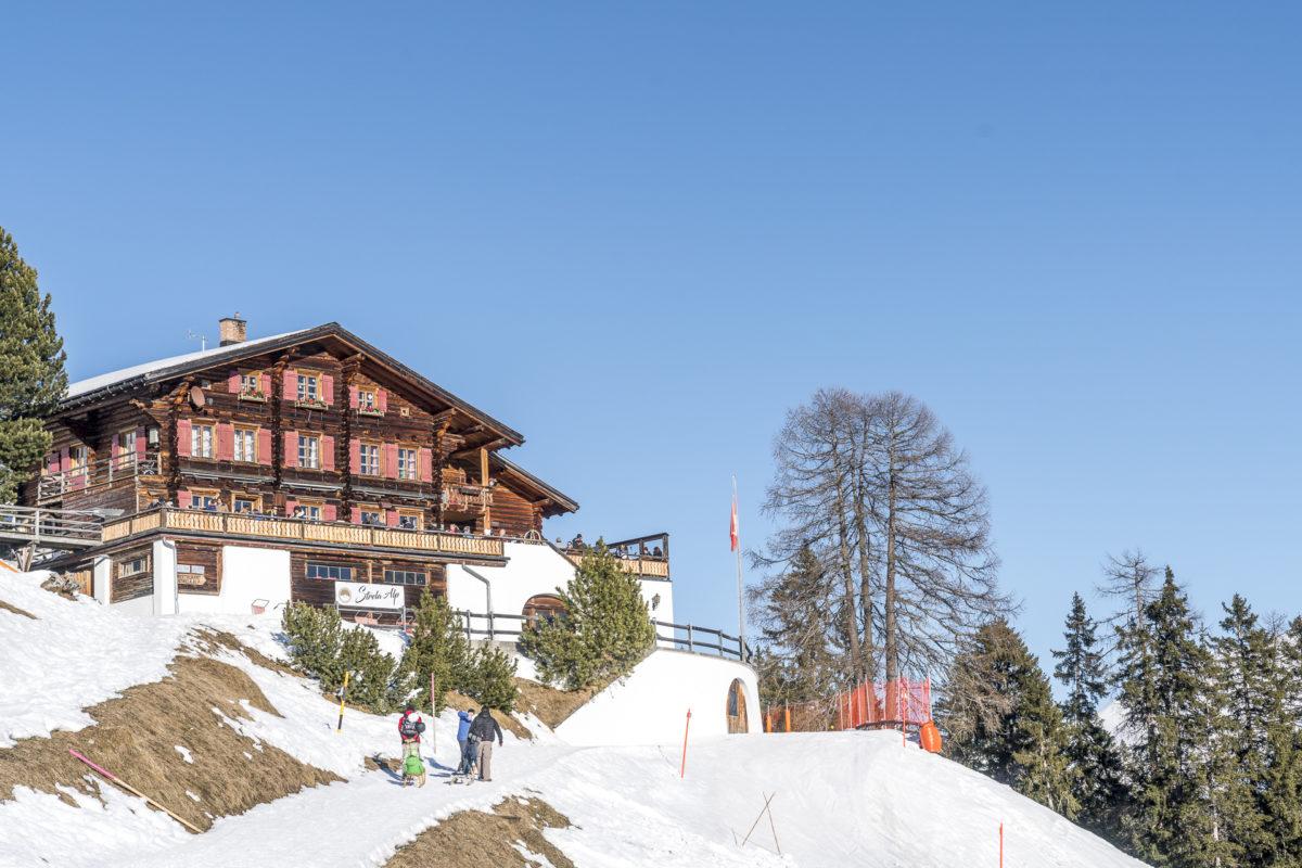 Restaurant Strela-Alp