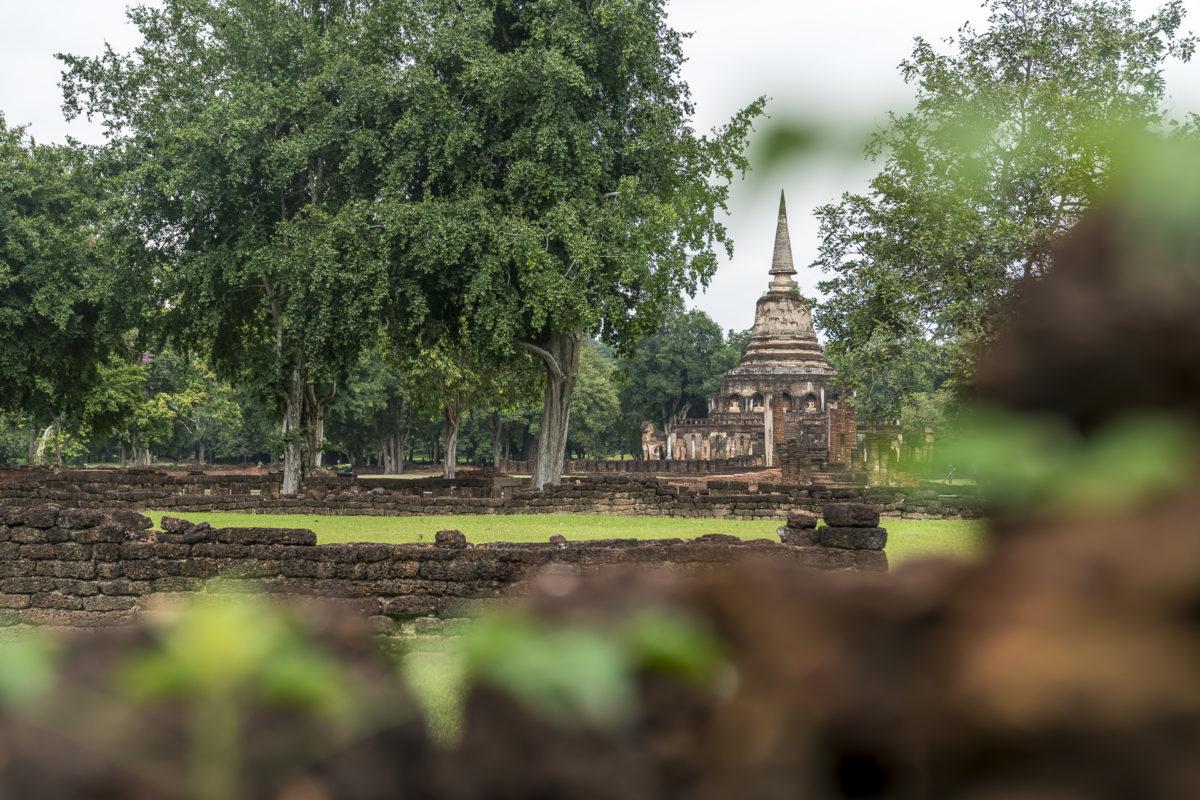 Sri Satchanalai Historic Parc