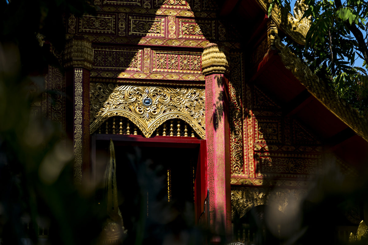 Wat Phra Kaew Chian Rai