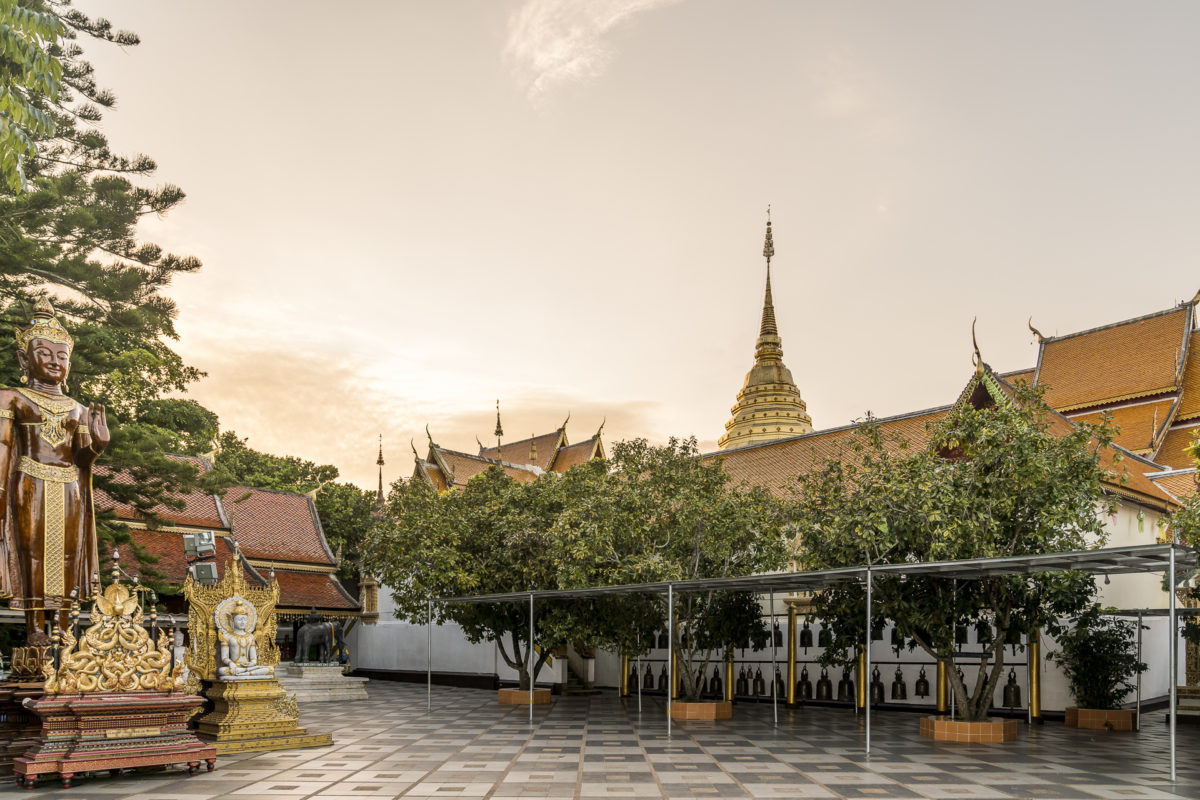 Wat Phra That Doi Suthep Chian Mai Tempel