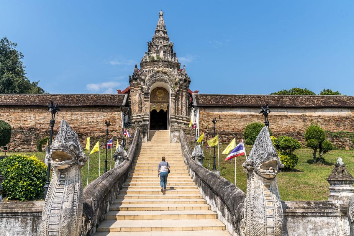 Wat Phra That Lampang Tempel