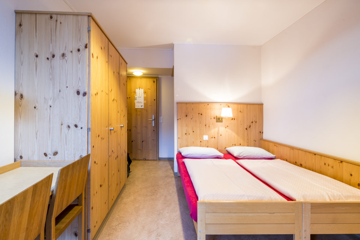 Youthpalace Davos Zimmer
