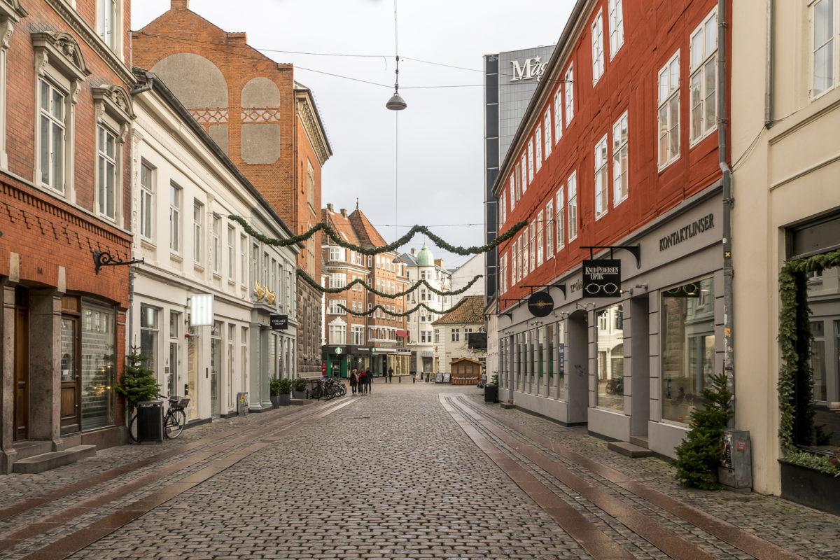 Aarhus Altstadt