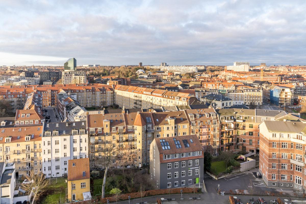 Aarhus Aussicht Aros