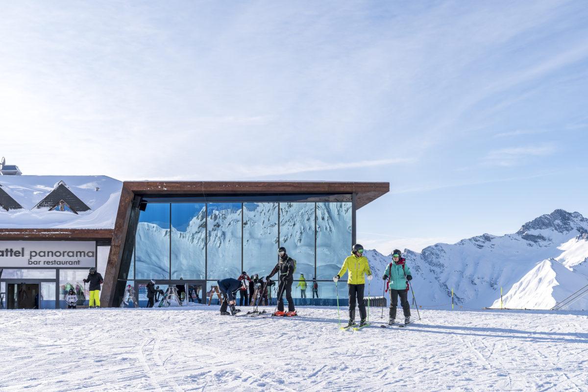 Alp Trida Silvretta Arena