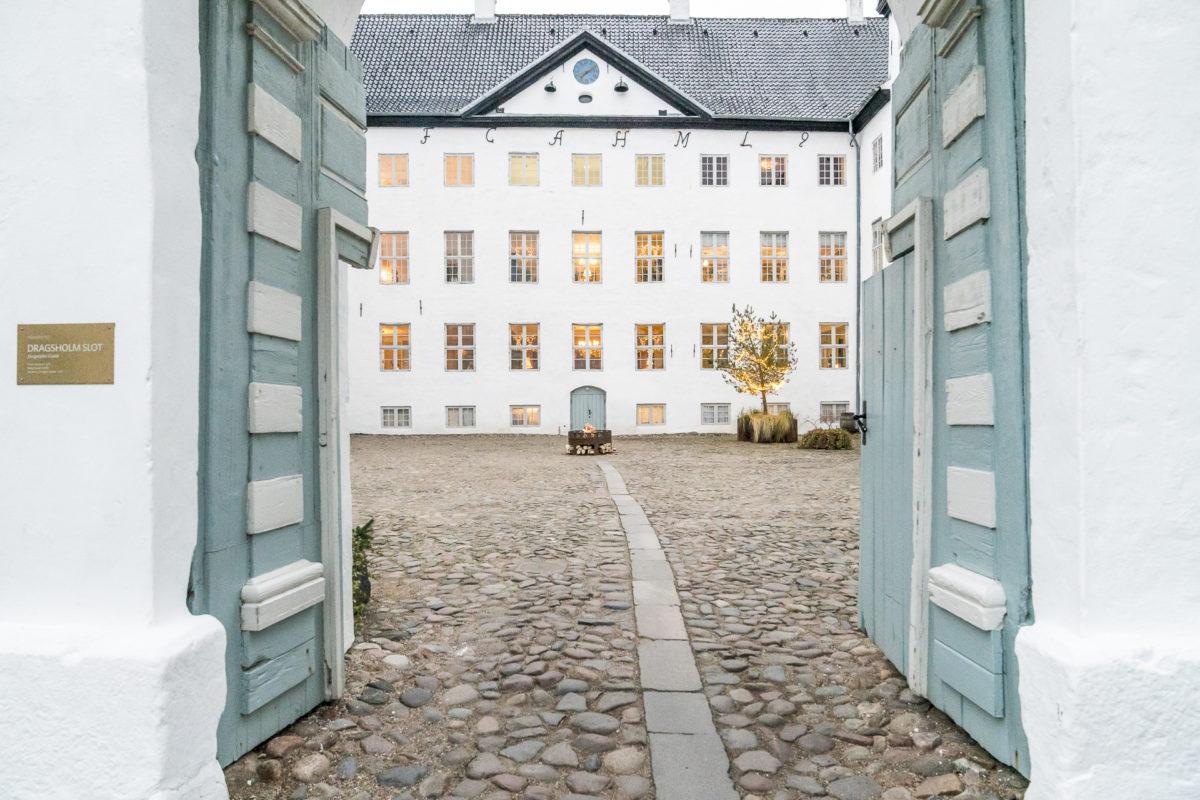 Dragsholm Slot Jütland