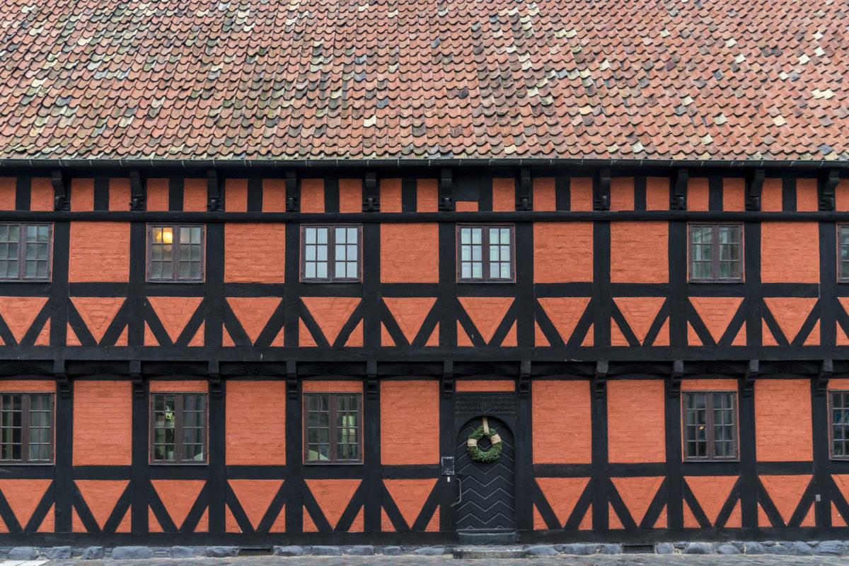 Helsingborg Fassaden