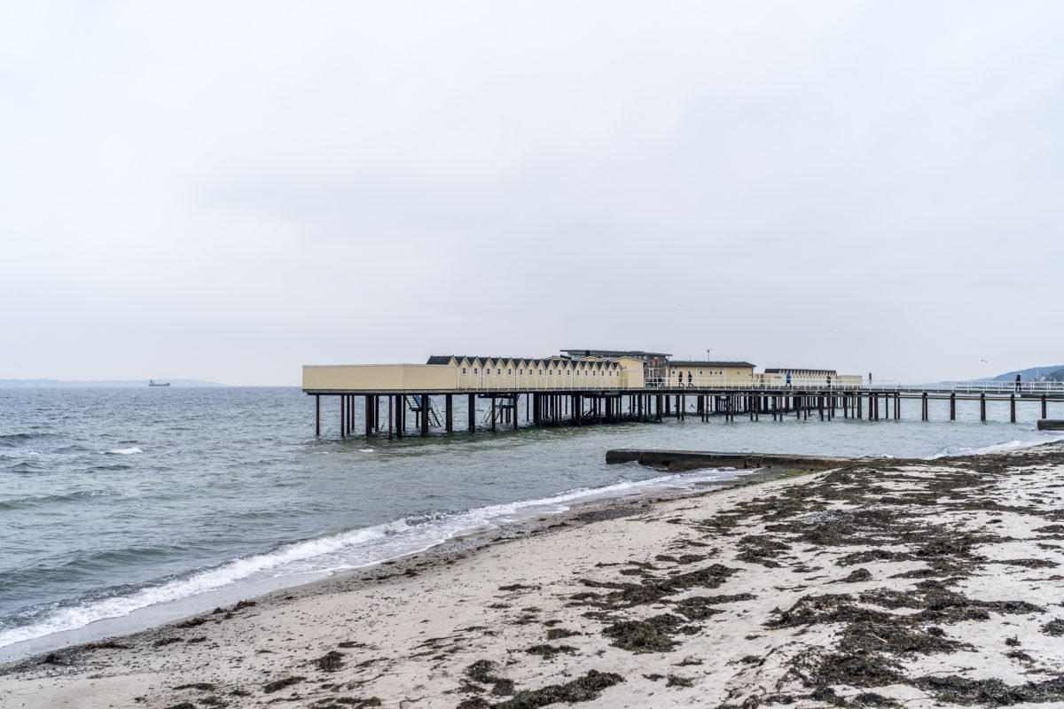 Helsingborg Sauna am Strand