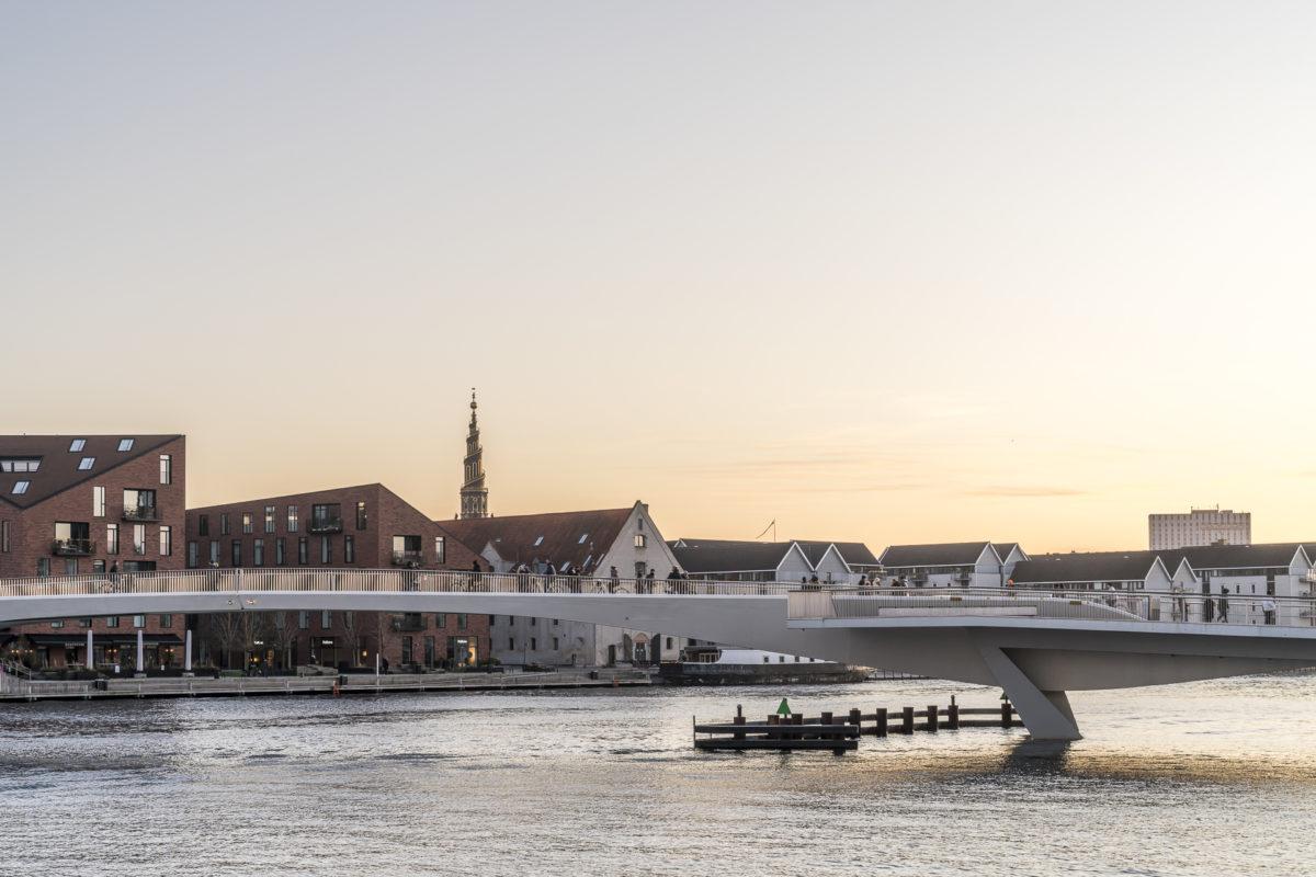 Inderhavsbroen Kopenhagen