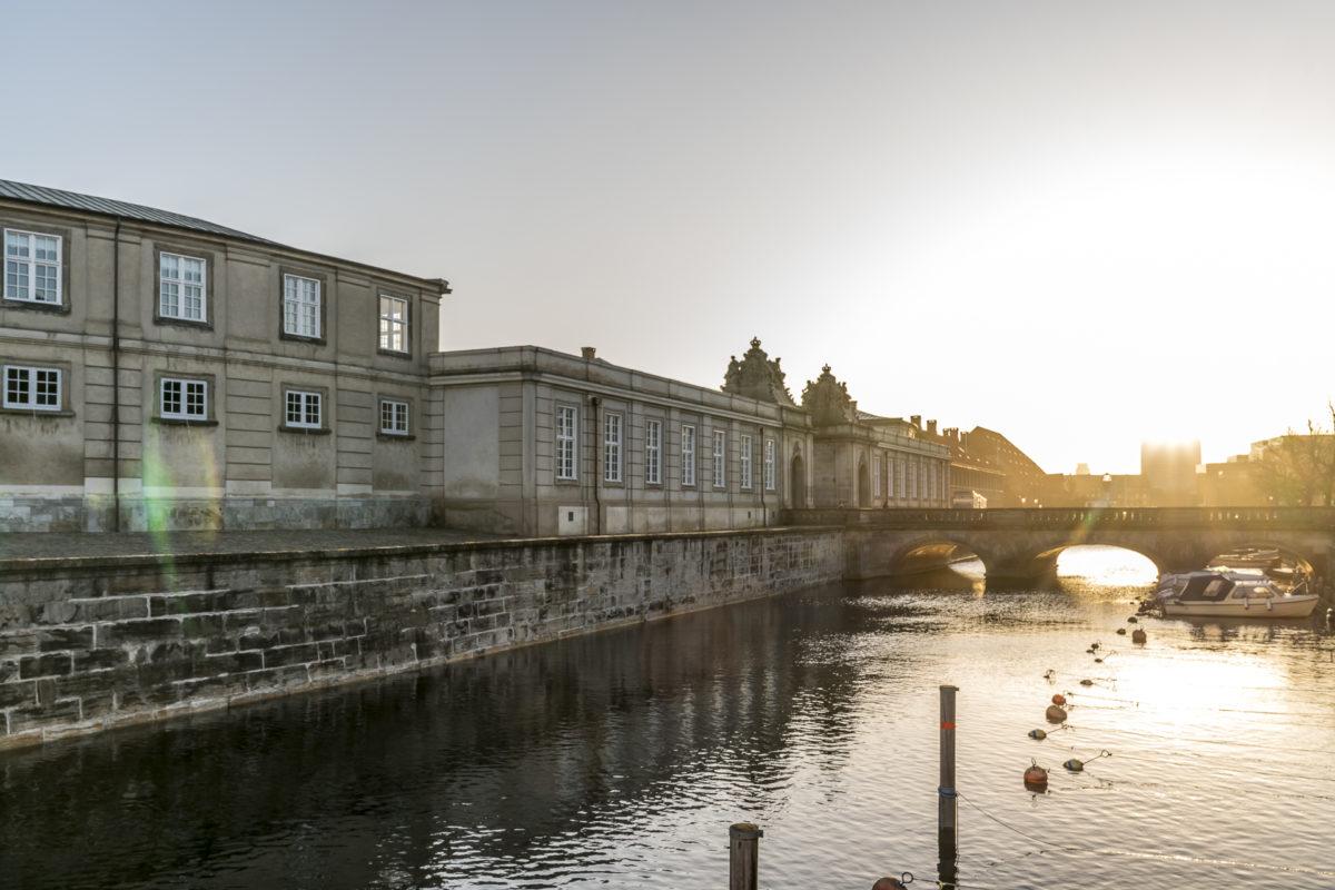 Kopenhagen Morgenstimmung
