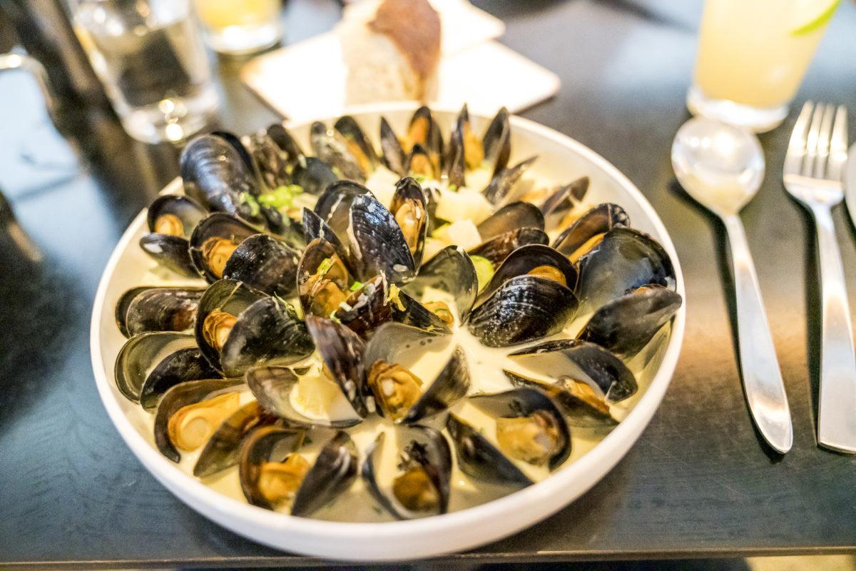 Seafood in Kopenhagen