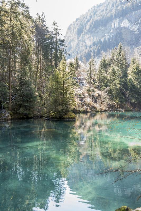 Blausee bei Kandersteg