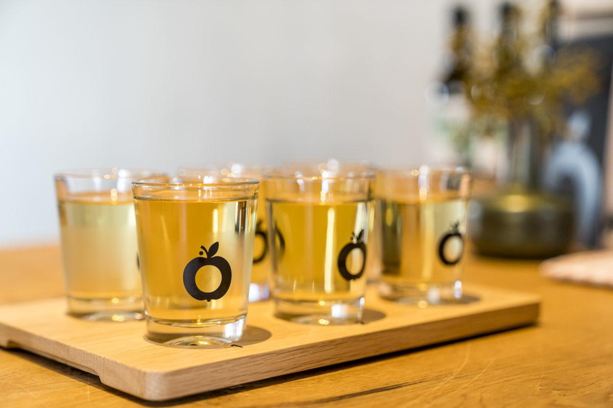 Cider Testing Momö