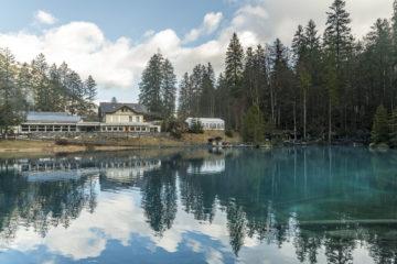 Brunchen, wandern, geniessen: Sonntagsausflug an den Blausee