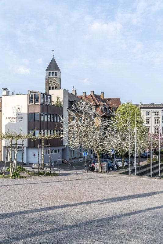 Oberstrasse Rigiplatz