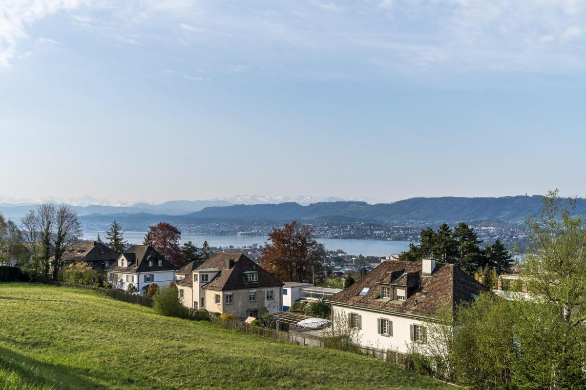 Rigiblick Seeblick Zürich