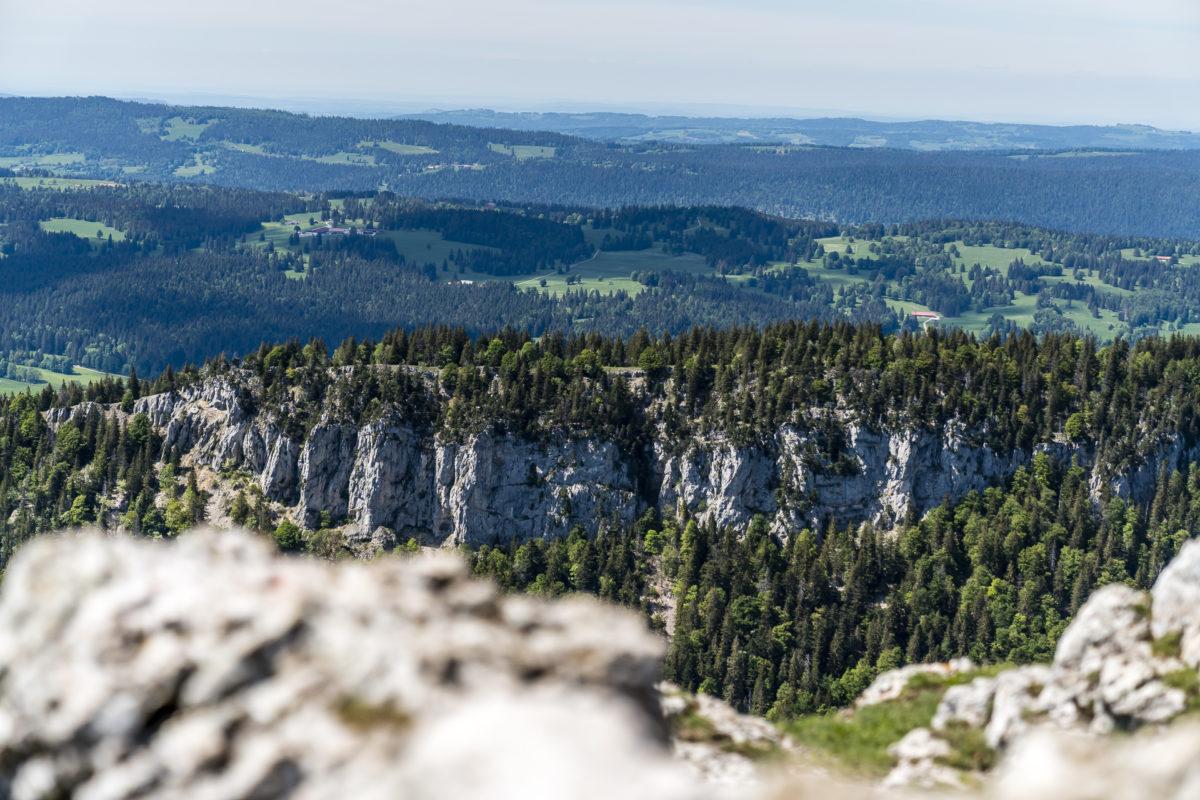 Chasseron Panorama