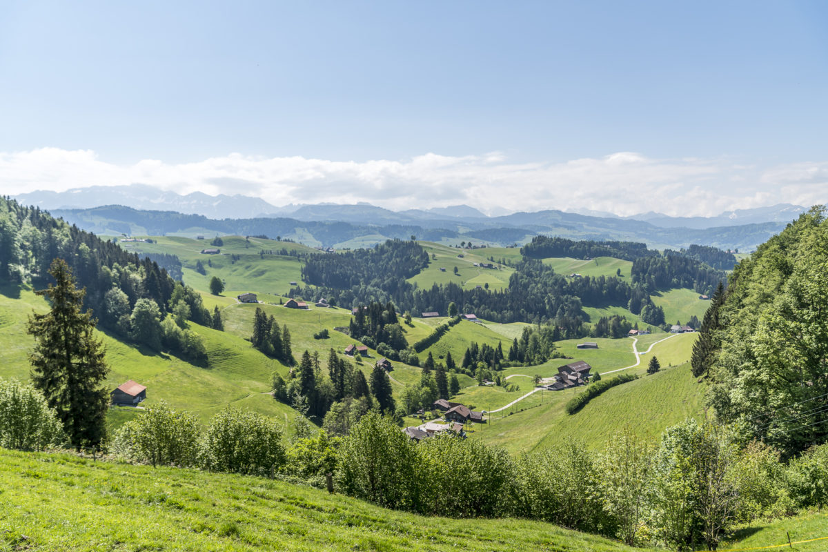 Neckertal Landschaft