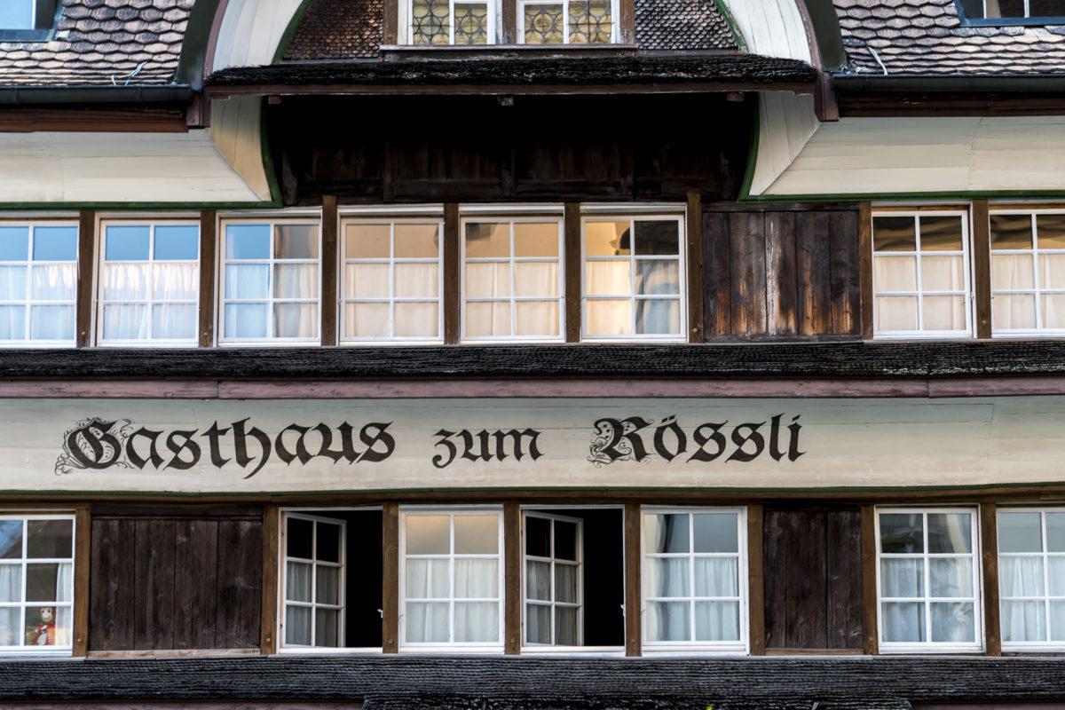 Gasthaus Rössli Mogelsberg