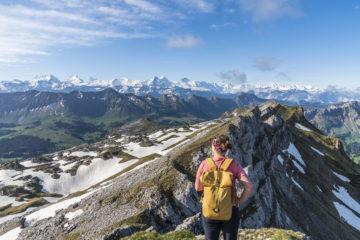 Hengst - Schibengütsch: über die Schrattenfluh zum doppelten Gipfelglück