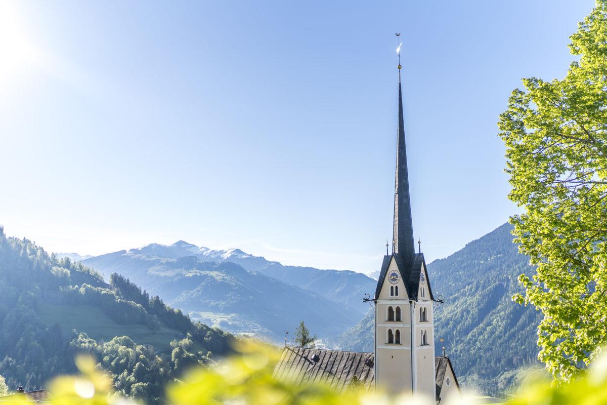 Seewis Kirche