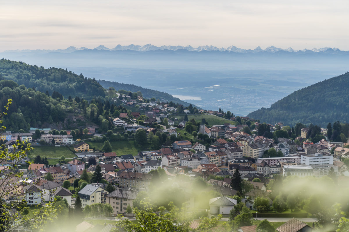 Ste-Croix Jura