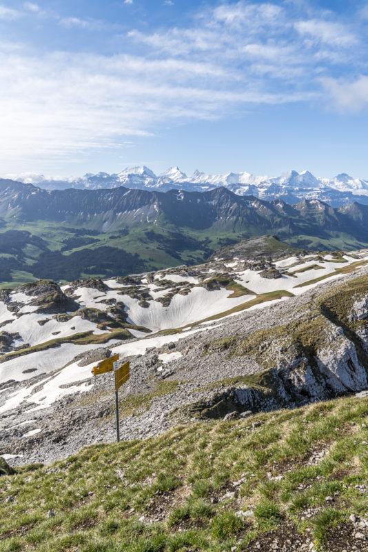 Wanderwege Schrattenfluh