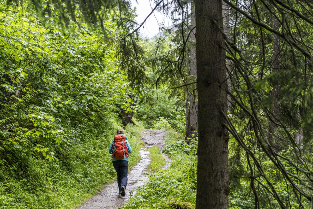 Wanderung Leuk Albinen