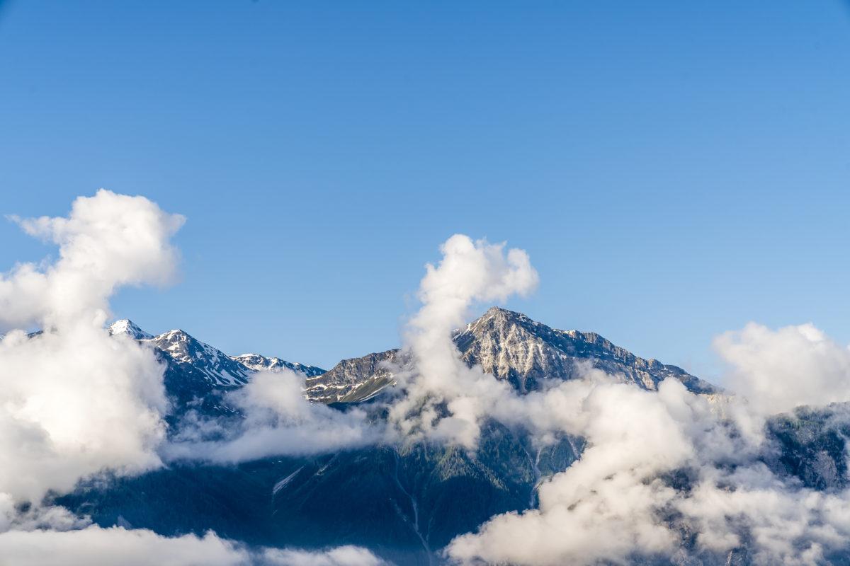 Panorama Albinen