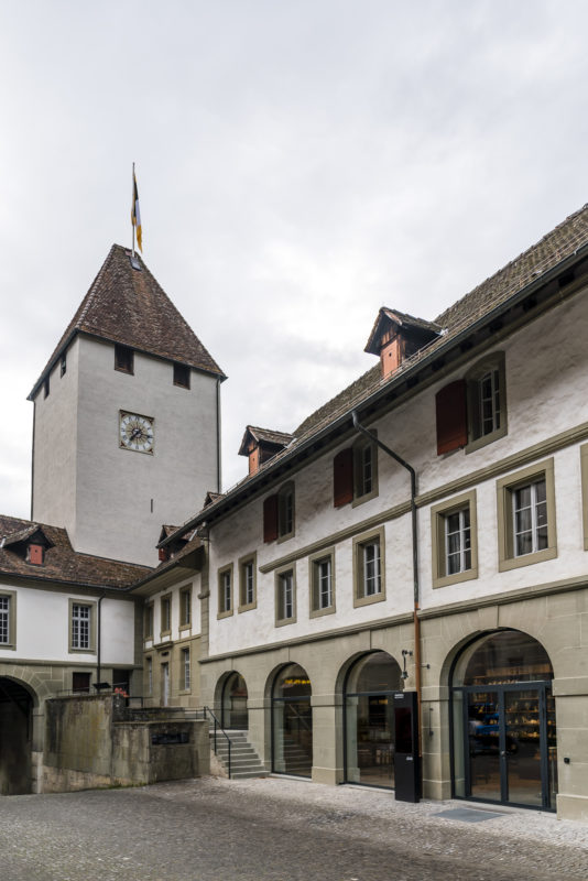 Schloss Burgdorf Turm