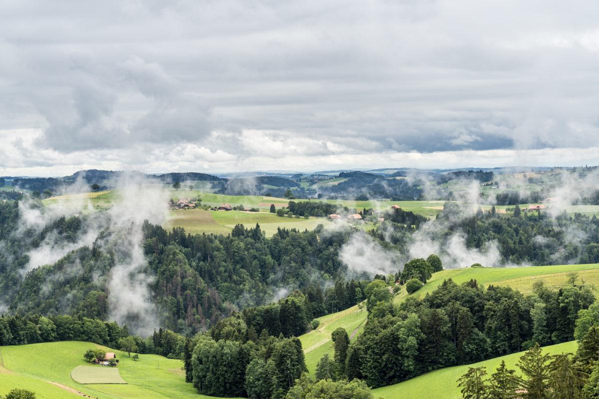 Längenberg Landschaft