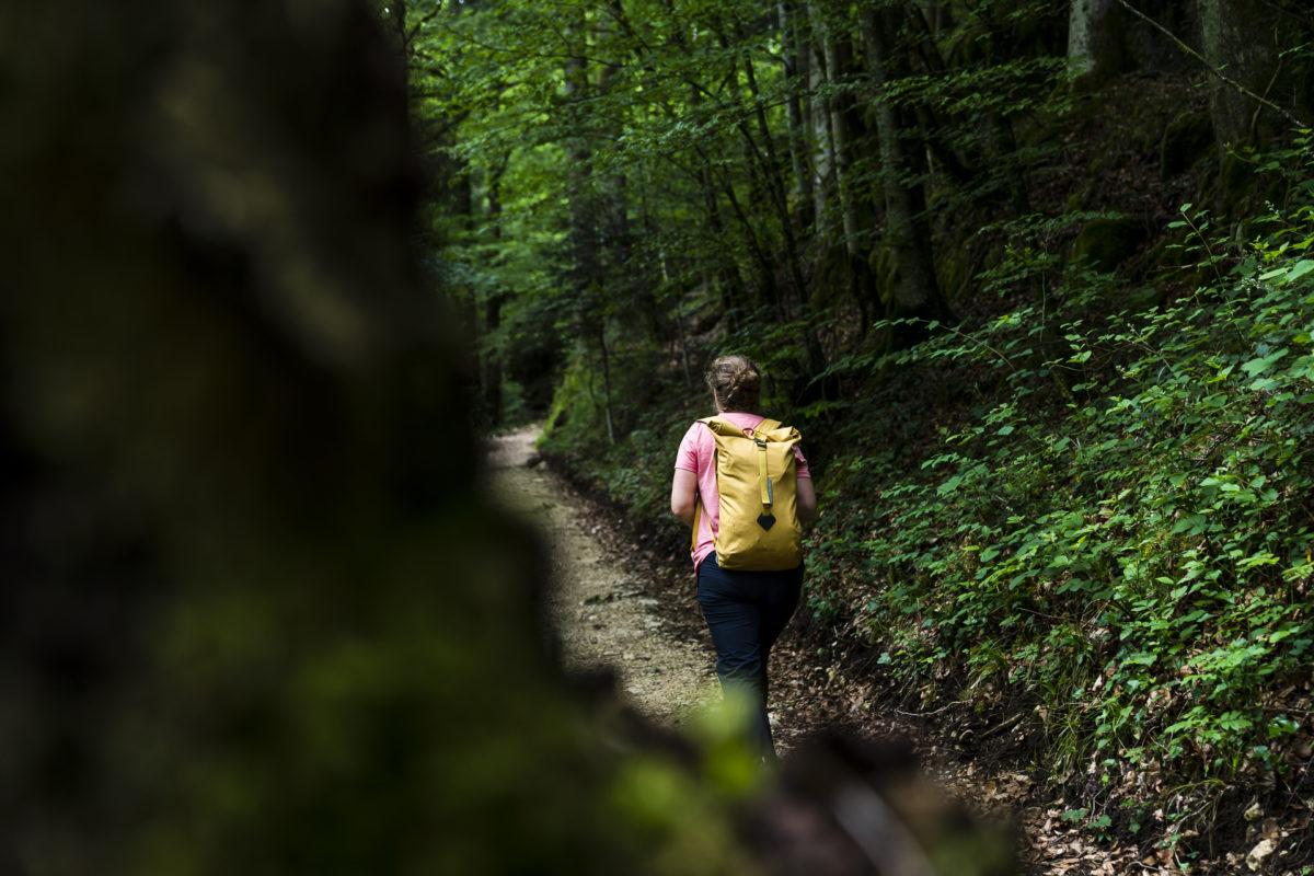 Au Fil du Doubs Wanderweg