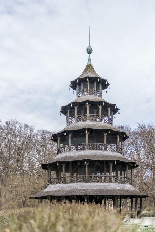 Chinaturm Englischer Garten