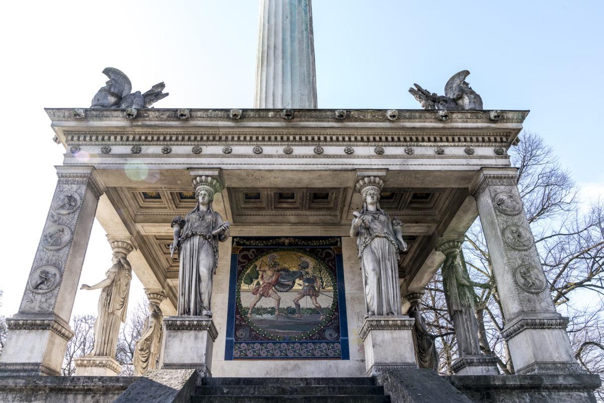 Statue Friedensengel