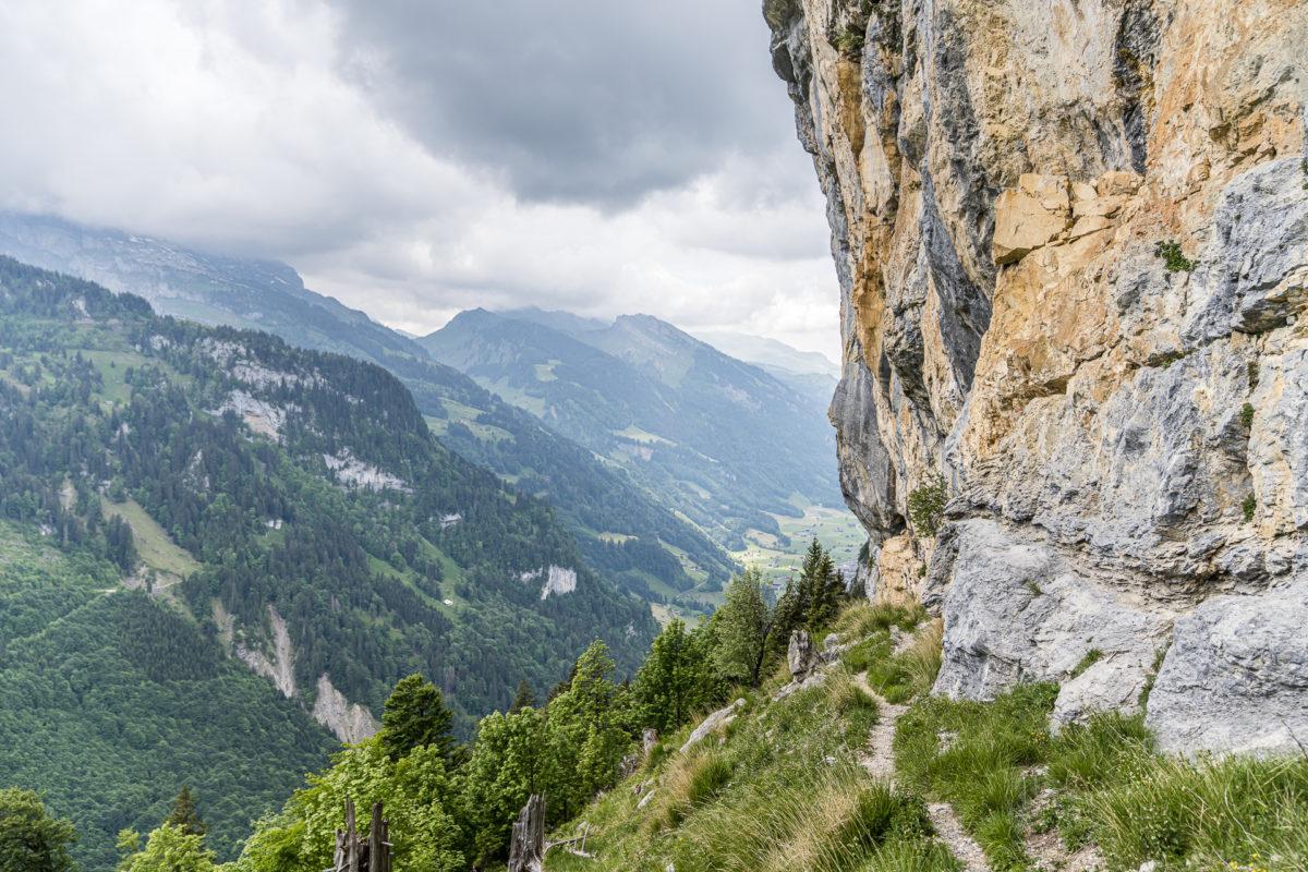 Grosses Band Muotathal Bergwanderung