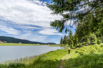 Val-de-Travers - La Brévine: Wanderung ins «Sibirien der Schweiz»