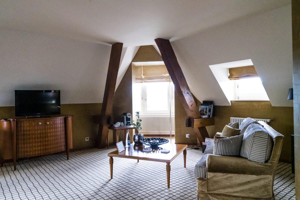 Maison Wenger Le Noirmont Zimmer