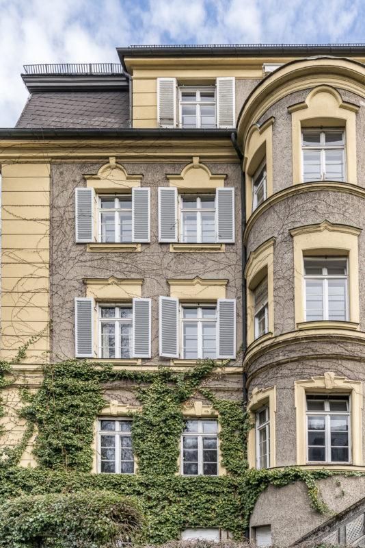 München Fassaden