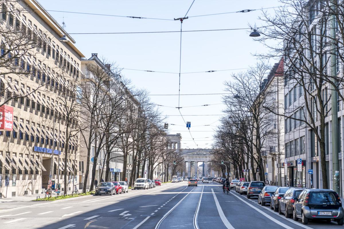 München Stadtansichten
