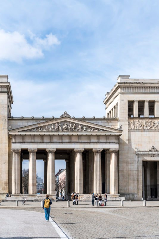 München Stadtwanderung