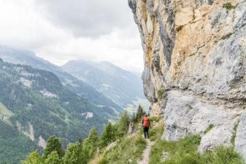 Wandern im Muotathal: von Schwyz ins Urwaldreservat Bödmeren