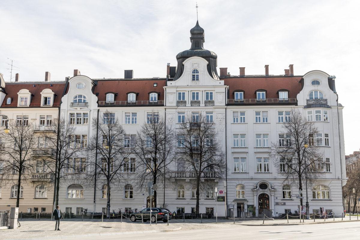 Prinzregentenplatz München