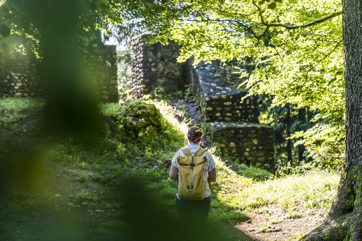 Signau Burg Wandern