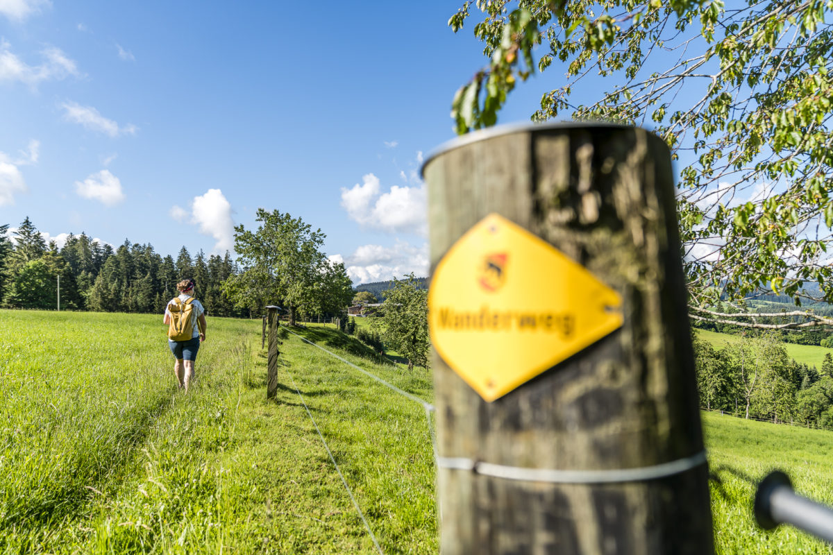 Berner Wanderwege Emmental