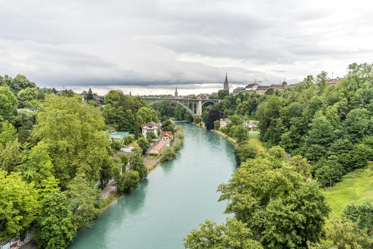 Aare bei Bern
