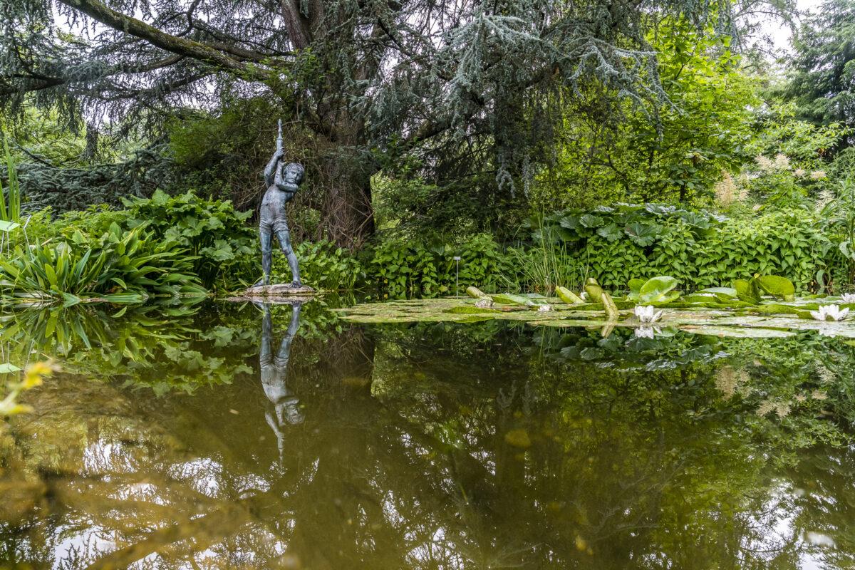Botanischer Garten Bern - BOGA
