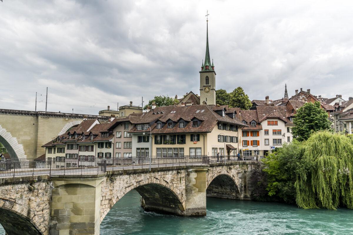 Aarespaziergang Bern