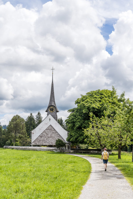Pilgerkirche Würzbrunnen im Emmental