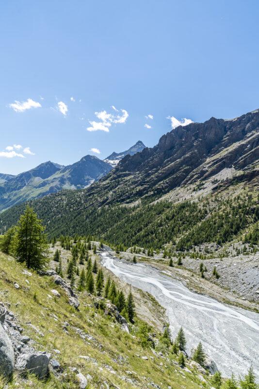 Val d'Ayas Bergwelt